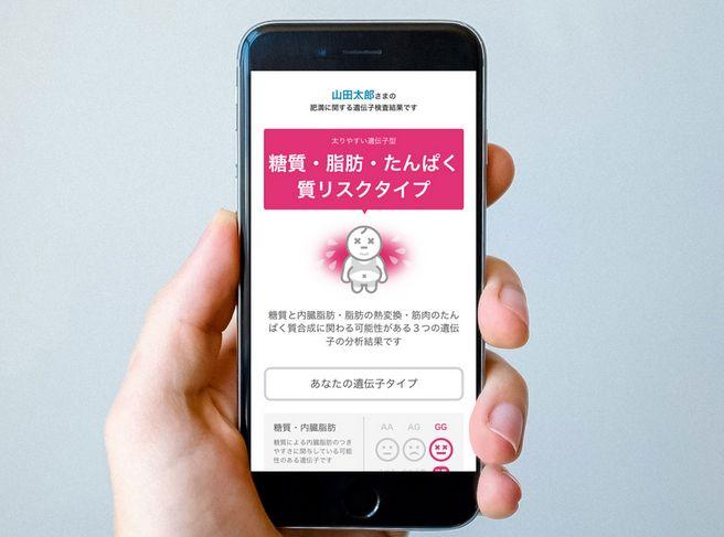 fincダイエットアプリ